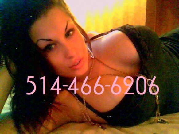 Montreal Escort Kristina 514-466-6206